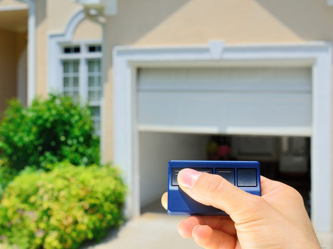 Let us know when you need garage door opener repair